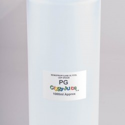 Propylene Glycol (PG) - 1000ml