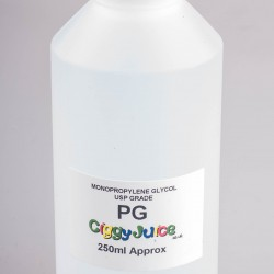 Propylene Glycol (PG) - 250ml