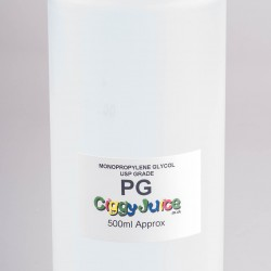 Propylene Glycol (PG) - 500ml