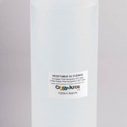 Vegetable Glycerine (VG) - 1000ml