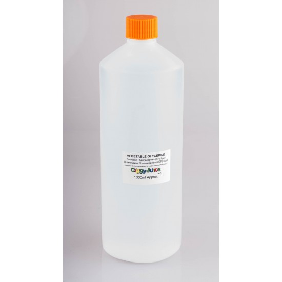 Vegetable Glycerine (VG) - 1000ml