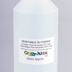 Vegetable Glycerine (VG) - 250ml