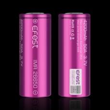 Efest 4200Mah IMR 26650 Flat Top Battery