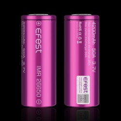 Efest 4200Mah IMR 26650 Flat Top Battery