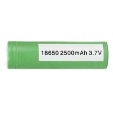 Samsung 2500mAh Flat Top Battery 18650