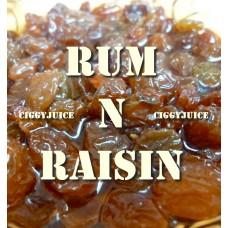 Rum & Raisin - Short Fill