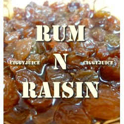 Rum and Raisin (0mg)
