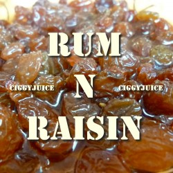 Rum & Raisin - Short Fill