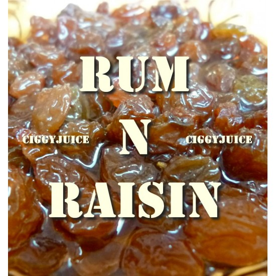 Rum and Raisin - Concentrate