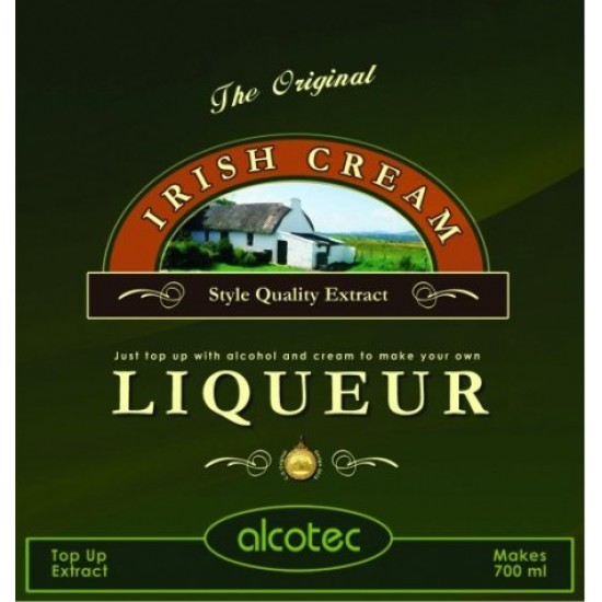 Irish Cream - Concentrate