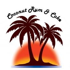 Coconut Rum & Coke - Short Fill