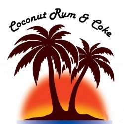 Coconut Rum & Coke - Short Fill