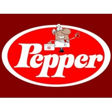 Pepper Soda - Concentrate