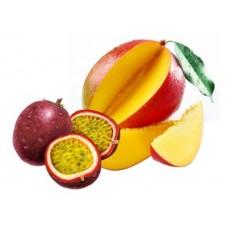Mango and Passion Fruit