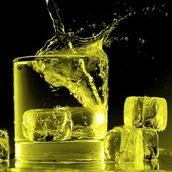 Yellow Ice