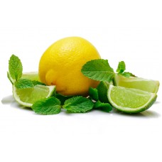 Minty Lemon and Lime
