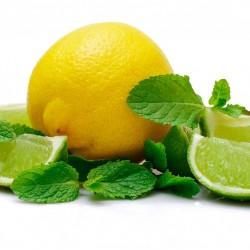 Minty Lemon & Lime - Short Fill