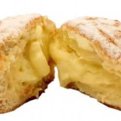 Custard Doughnut - Short Fill