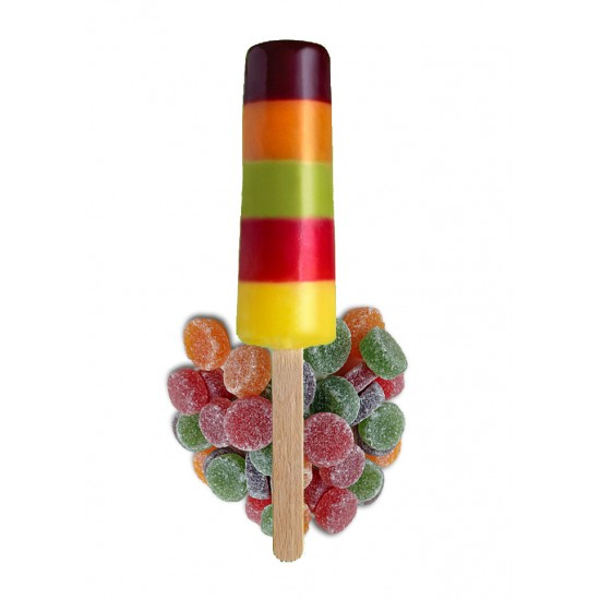 Fruit Pastilles Ice Lolly - Short Fill