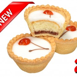 Bakewell Tart 2 - Short Fill