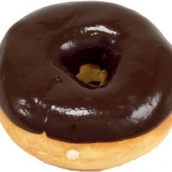 Boston Cream Doughnut - (0mg)