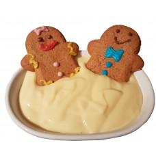 Gingerbread & Custard - Short Fill