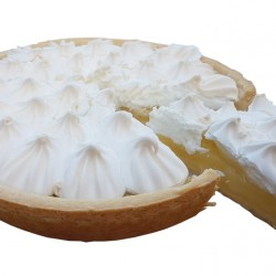 Lemon Meringue Pie - Short Fill