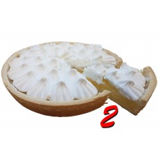 Lemon Meringue Pie V2 - Short Fill