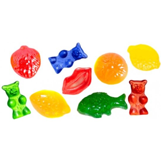 Gummy Sweets (0mg)