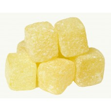 Pineapple Cube Sweets (0mg)