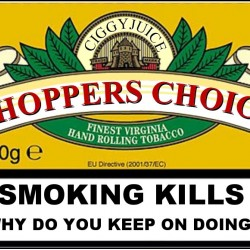 Choppers Choice Hand Rolling Tobacco - Short Fill