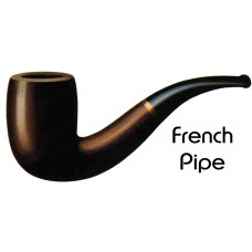 French Pipe - Short Fill