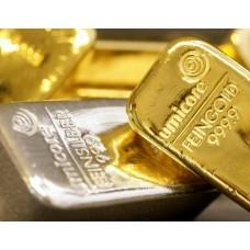 Gold & Silver - Short Fill