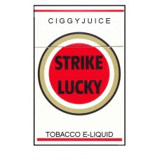 Strike Lucky - Tobacco Flavour - Concentrate - Clearance Item