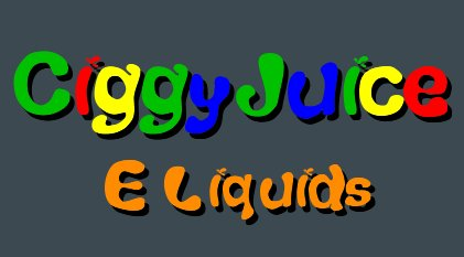 CiggyJuice E Liquids Coupons