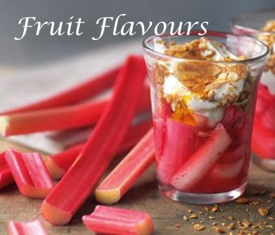 E-Liquids Fruits Flavours