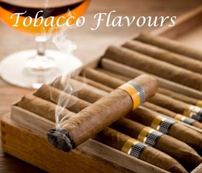 E-Liquids Tobacco Flavours